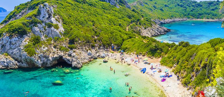 Bassin Méditerranéen, des îles sublimes !