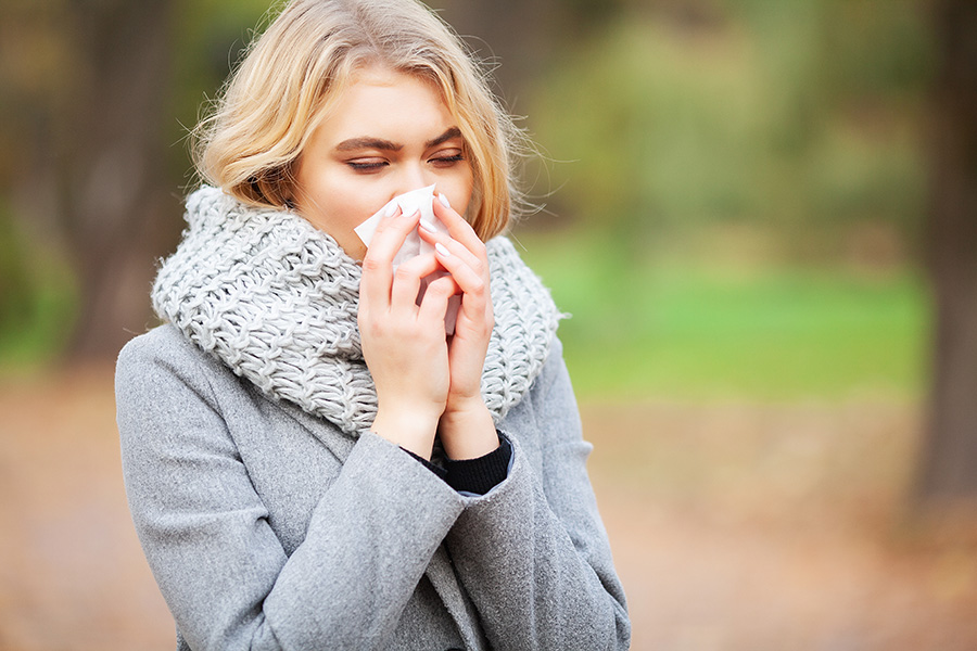 Comment éviter de tomber malade pendants les fêtes de fin d'année ?
