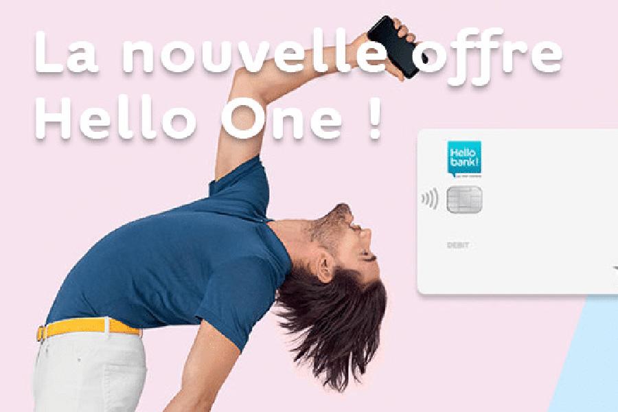 Hello Bank! a trouvé un moyen original de présenter sa nouvelle offre