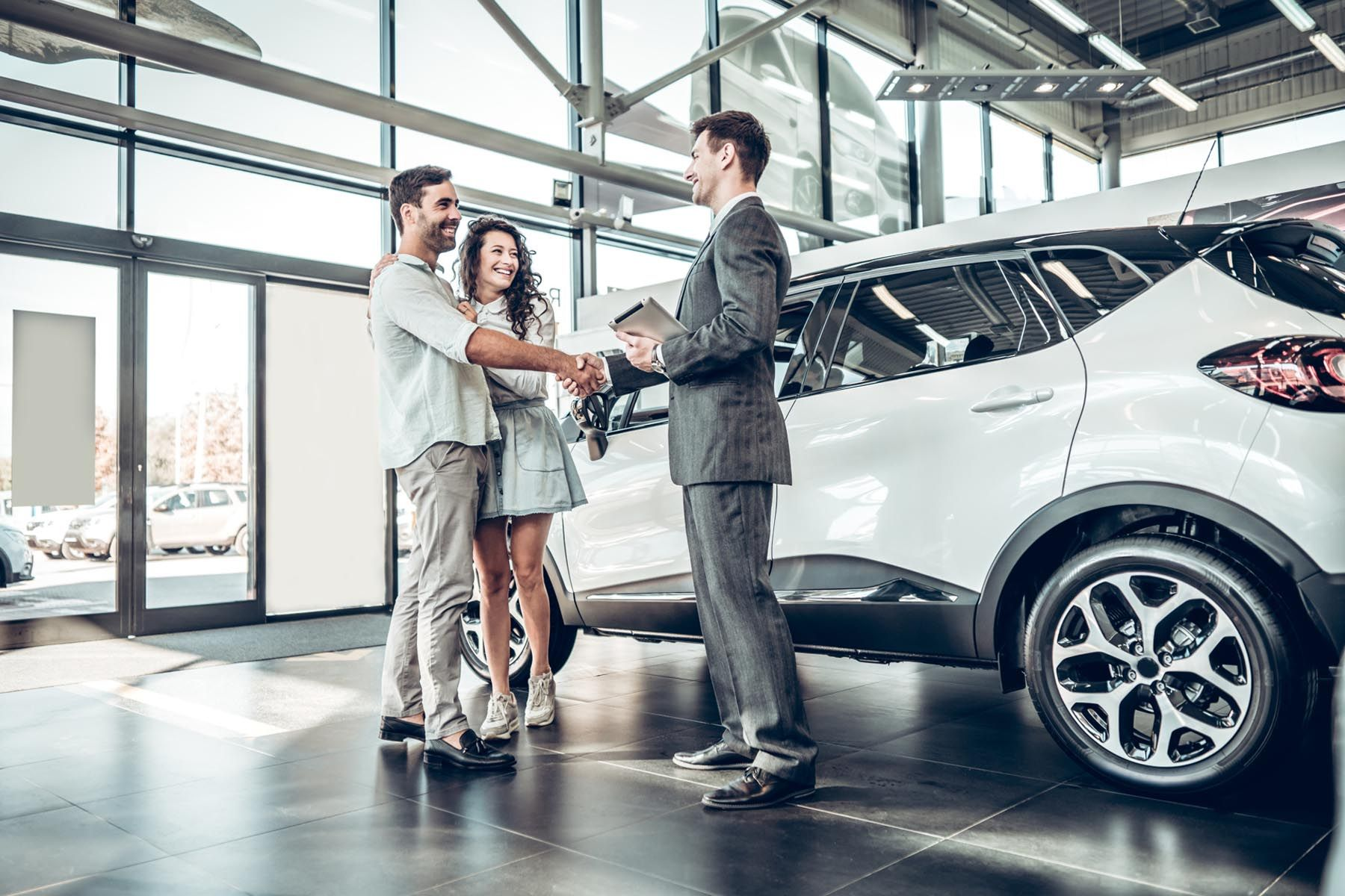 Quelles formalités à accomplir pour l'achat d'une voiture d'occasion?