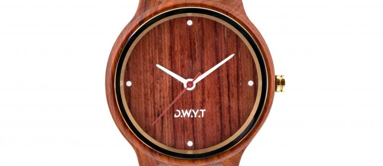 La nouvelle tendance montre en bois