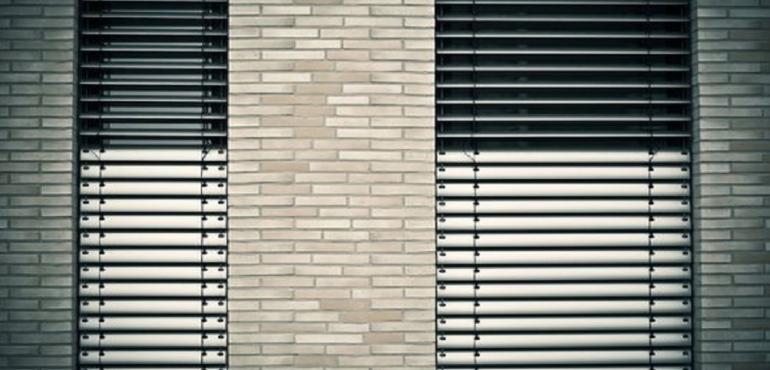 Fenêtre en aluminium
